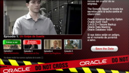 email marketing oracle the security squad